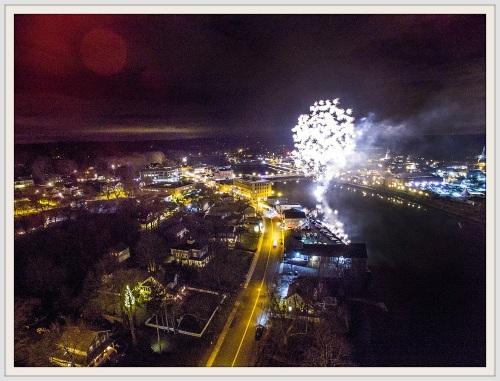 (Drone photo/John Videler)