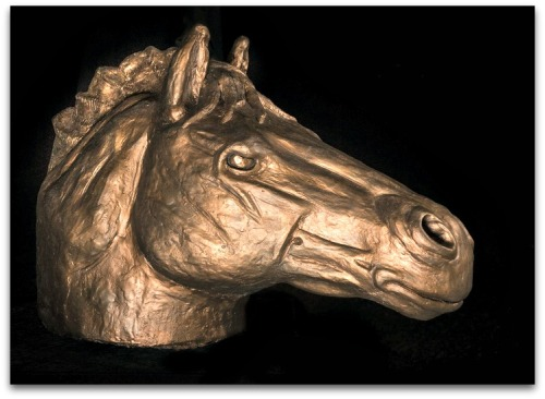 Horse, by Jesse Nusbaum.