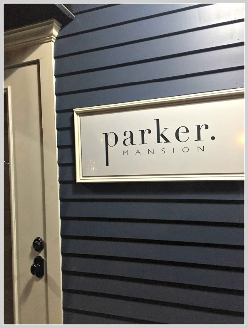 Parker Mansion - front