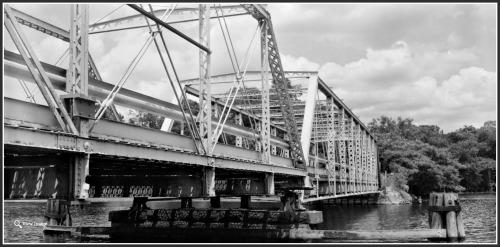 A classic shot of the Bridge Street (Cribari) bridge, from the Preserve Westport website.
