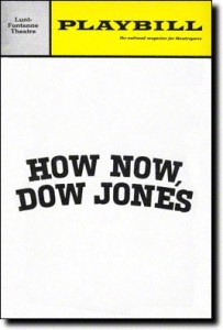 Max Shulman - How Now Dow Jones