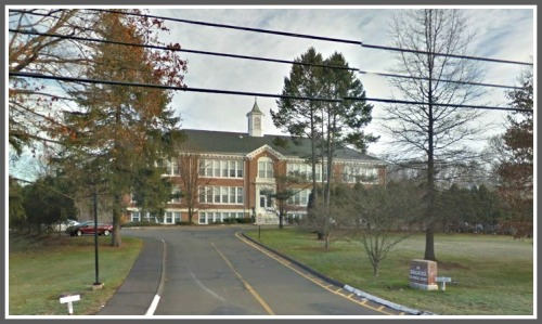 """The original Saugatuck Elementary School on Bridge Street is now elderly housing. Built (way) before 1990, it is not included as """"affordable"""" by 8-30g regulations."""