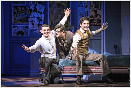 Drowsy Chaperone - Christian Melhuish, Aaron Samuels, Charlie Zuckerman - Kerry Long