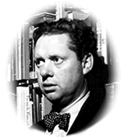 Dylan Thomas: poet, drinker, smoker, sexual partner.