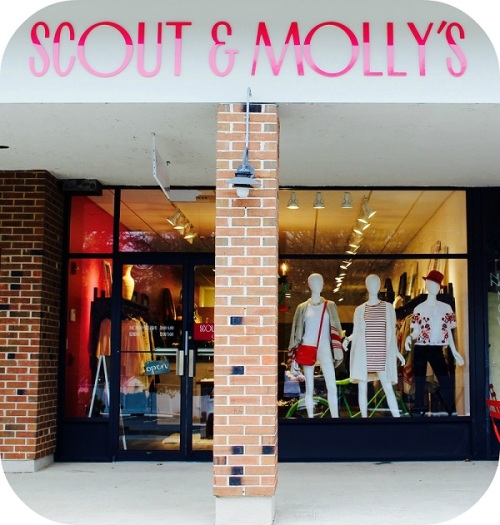 Scout & Molly's newest store, in Playhouse Square.