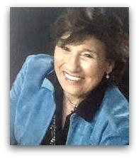 A younger Anita Schorr