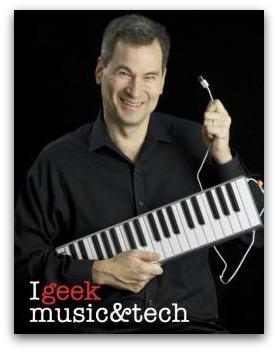 David Pogue is one of Westport's best-known geeks.