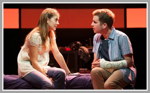 "A scene from ""Dear Evan Hansen."""