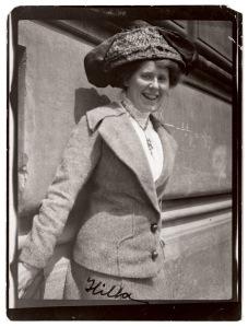 Hilla von Rebay, around 1915.