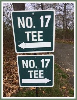Longshore sign