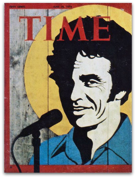 The Time cover readers never saw.