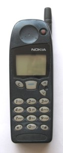This is the cell phone Evan Tschirhart talked about in 2000.