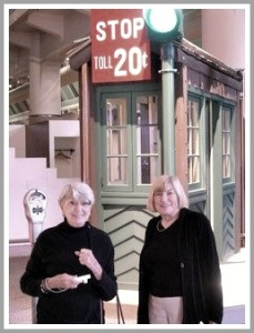 """Eve Potts (left) and her sister Marion Morra. The women collaborated on several books, including """"Choices"""" about cancer treatment."""