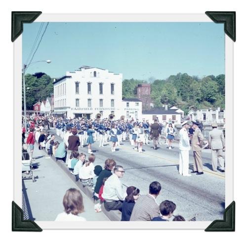 Memorial Day parade 1966