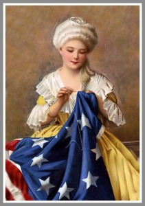 This is not the Betsy Ross whom Miggs Burroughs dated.