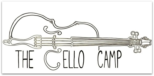 Cello Camp logo