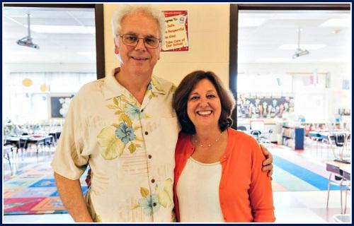 Jim and Denise Honeycutt
