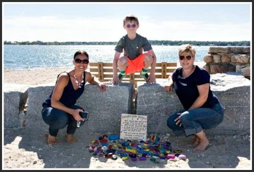 Kindness Rocks project | 06880