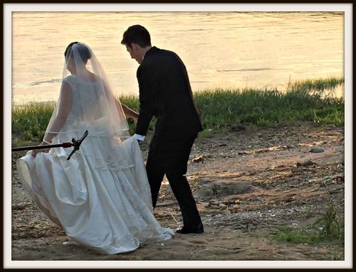 Longshore wedding - 1