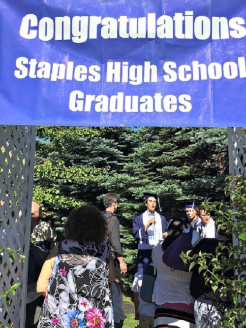 SHS 2016 grad - congrats