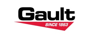The logo that Gault retired today.