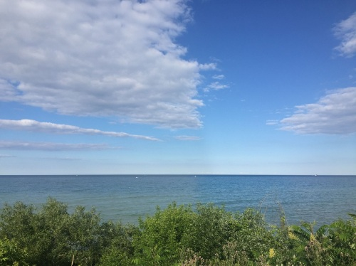 Happy place - Michael Taylor - Sheboygan, WI - Lake Michigan