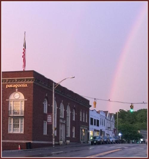 Rainbow - July 25, 2016 - David Waldman