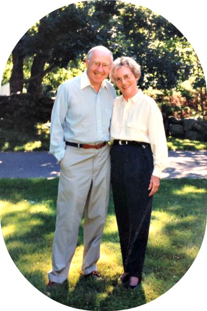 Bob and Jean Satter, a few years ago.
