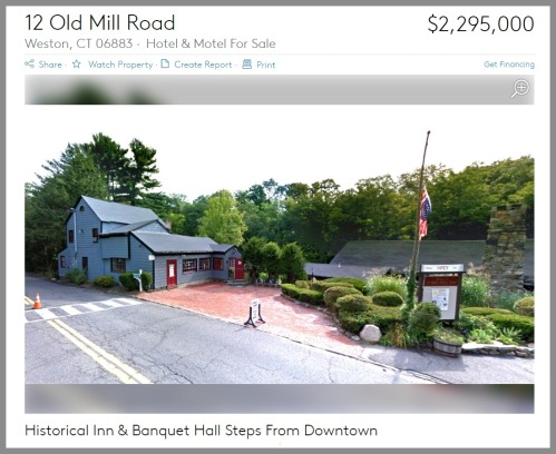 Cobbs Mill listing