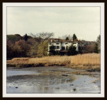 Gorham Island house