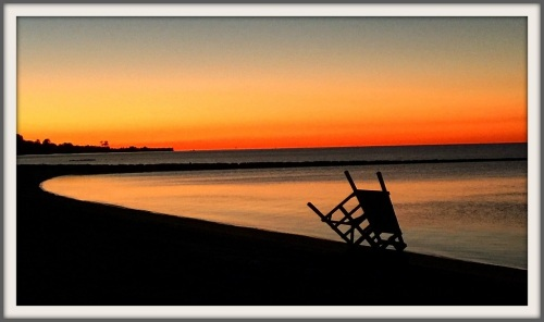 Lifeguard chair - August 23, 2016 - Betsy P Kahn