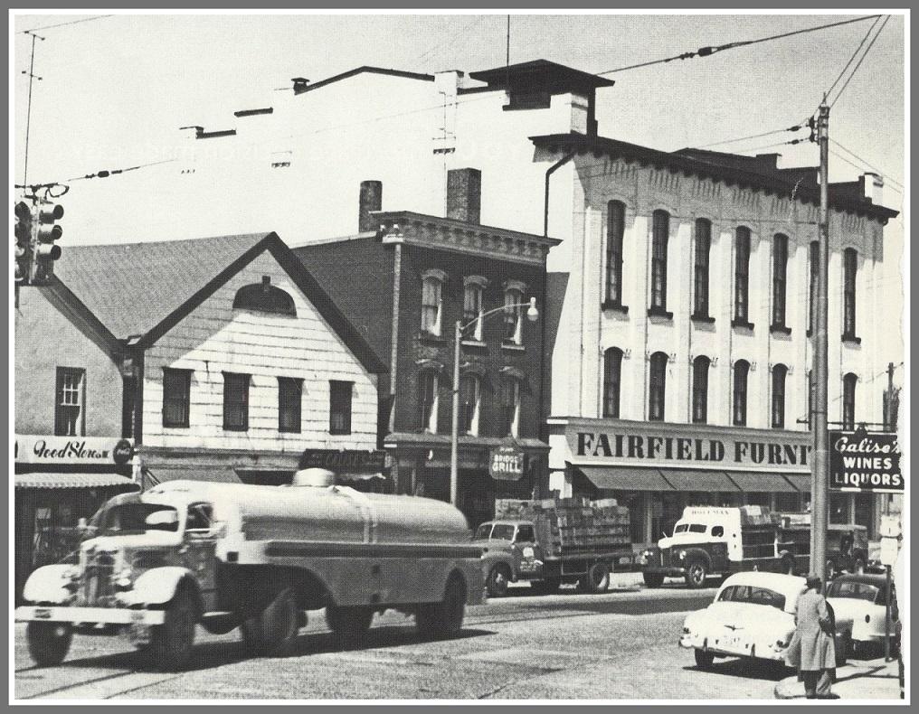 Bridge Grille And Fairfield Furniture