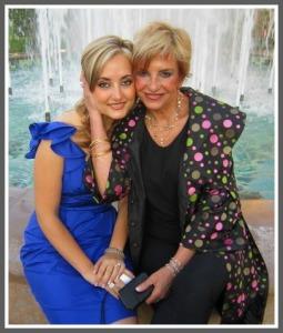 Gigi Sakr and her daughter, Gizelle Begler.
