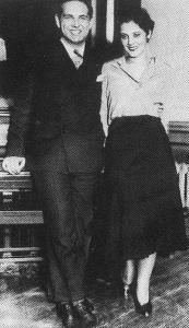 Leopold and Frankie Godowsky. (Photo/Zillow)