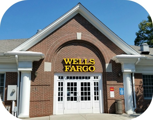 The Wells Fargo Westport branch.