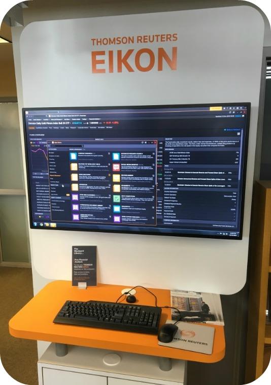Westport Library's Iconic Eikon | 06880