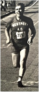 Glenn Hightower, during a Westport Road Runners race.