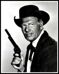 """Joel McCrae. After the success of """"The Virginians"""" in 1946, he appeared almost exclusively in Westerns."""
