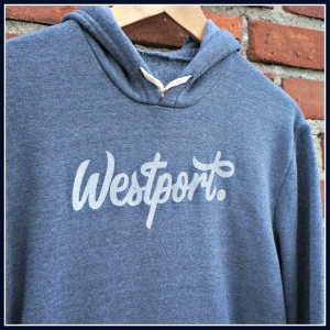 Ted and Stephanie's Westport hoodie.