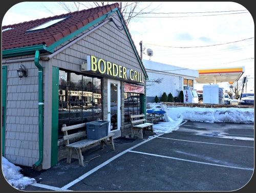 Border Grill was closed today.