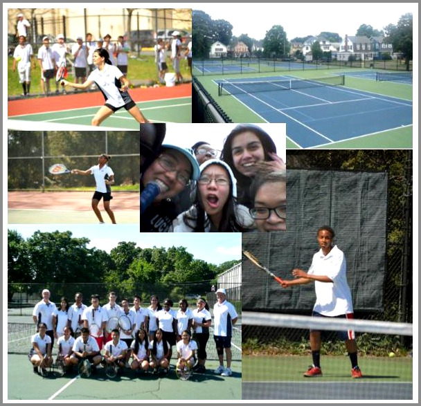 Andrew Mcconnell Serves Bridgeport Tennis 06880