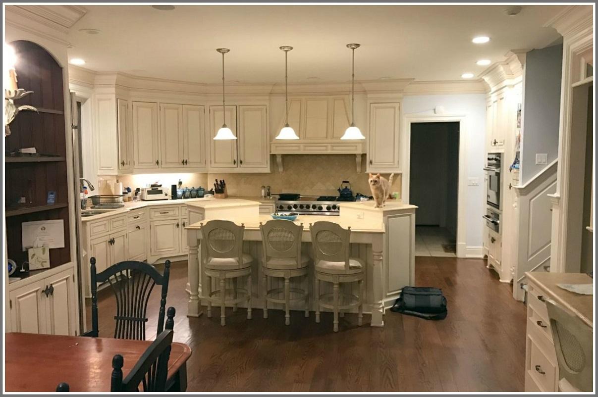 Donate kitchen cabinets ct - David Pogue S Kitchen Before Renovation