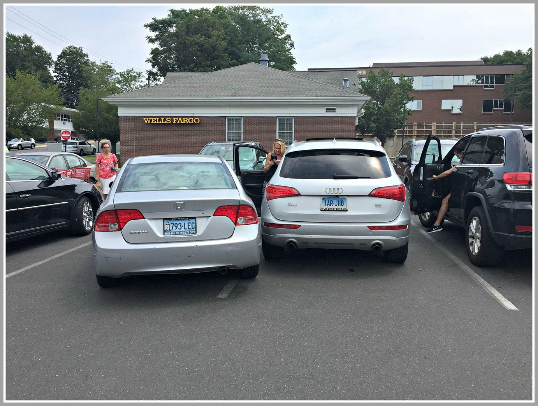 Today\'s Trader Joe\'s Stupid Parking Trick | 06880