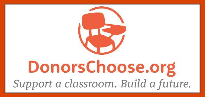 Image result for donorschoose