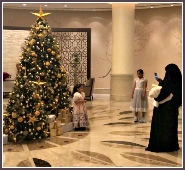 Where Did The Christmas Tree Tradition Originate: Toby Burns: Westport's Al Jazeera Connection
