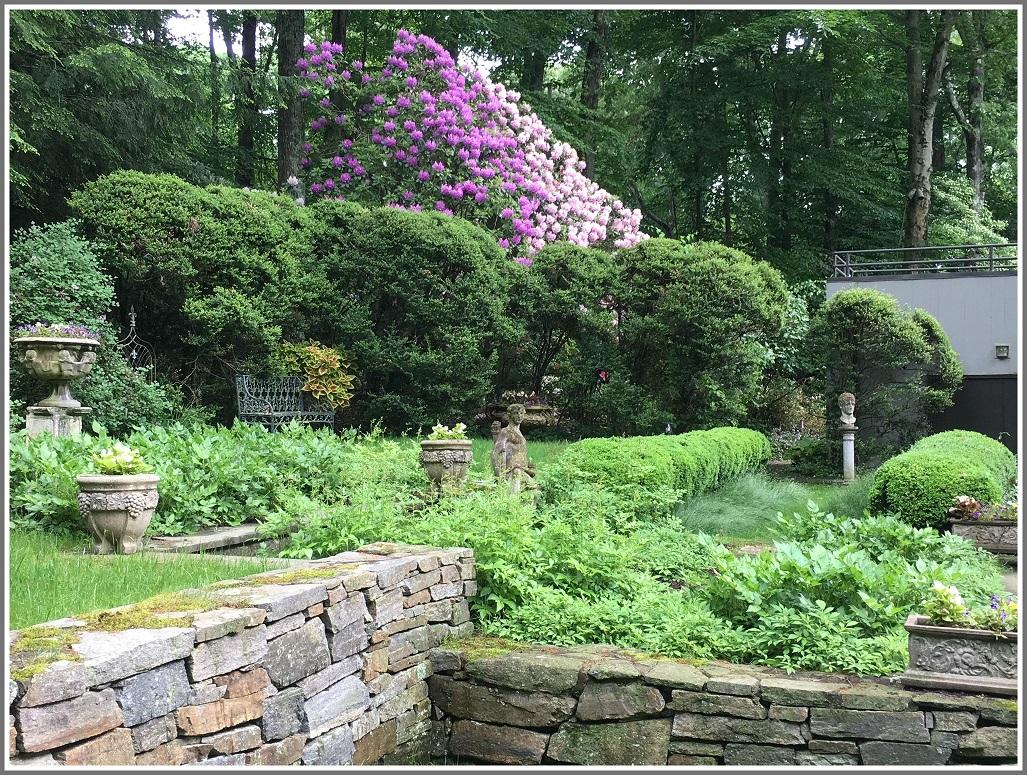 back to bohemia on hidden garden tour - Hidden Garden