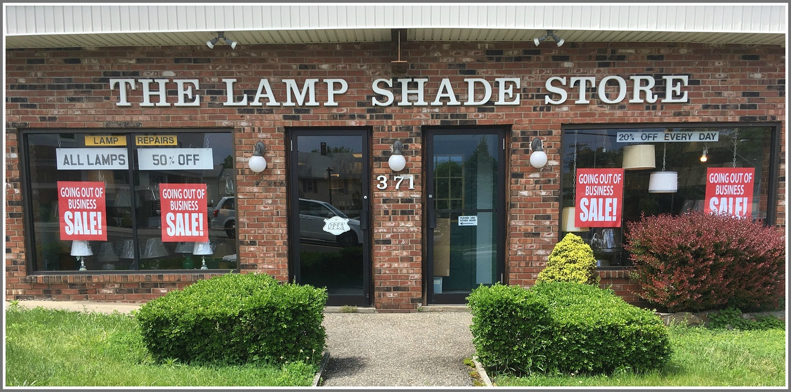 Lights out for lamp shop 06880 langton will still ship lamps to customers back home just email thelampshadestoregmail aloadofball Choice Image
